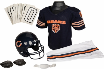 NFL Bears Uniform Set - Franklin Sports