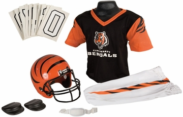 NFL Bengals Uniform Set - Franklin Sports