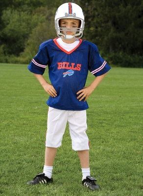 NFL Bills Uniform Set - Franklin Sports