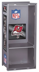 "NFL Buccaneers 36"" Wood Locker - Franklin Sports"