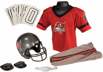 NFL Buccaneers Uniform Set - Franklin Sports