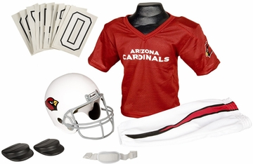 NFL Cardinals Uniform Set - Franklin Sports