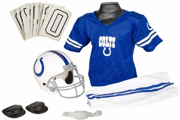 NFL Colts Uniform Set - Franklin Sports