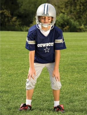 NFL Cowboys Uniform Set - Franklin Sports
