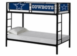 NFL Dallas Cowboys Bunk Bed - Imperial International - 901612