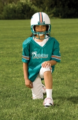 NFL Dolphins Uniform Set - Franklin Sports