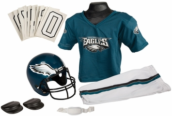 NFL Eagles Uniform Set - Franklin Sports