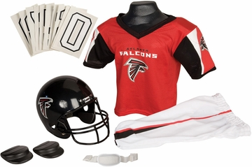 NFL Falcons Uniform Set - Franklin Sports