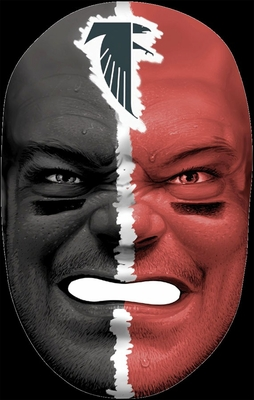 NFL Fan Face Atlanta Falcons - Franklin Sports
