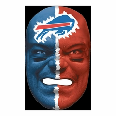 NFL Fan Face Buffalo Bills - Franklin Sports