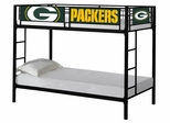 NFL Green Bay Packers Bunk Bed - Imperial International - 901620