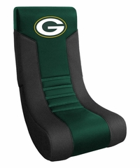 NFL Green Bay Packers Collapsible Video Chair - Imperial International - 312620