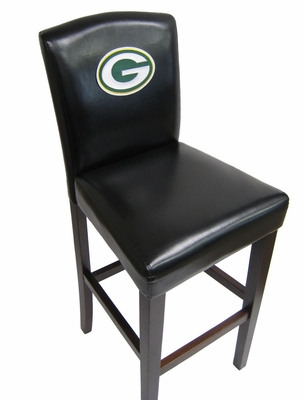 NFL Green Bay Packers Counter Chair (Set of 2) - Imperial International - 101620