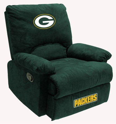NFL Green Bay Packers Fan Favorite Recliner - Imperial International - 817620