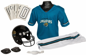NFL Jaguars Uniform Set - Franklin Sports