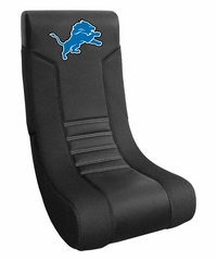 NFL Lions Collapsible Video Chair - Imperial International - 312619