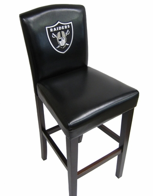 NFL Oakland Raiders Pub Chair (Set of 2) - Imperial International - 102623
