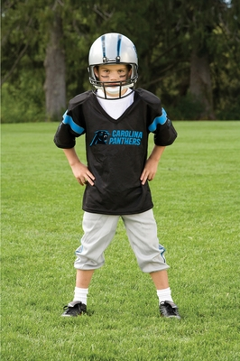 NFL Panthers Uniform Set - Franklin Sports