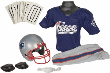 NFL Patriots Uniform Set - Franklin Sports