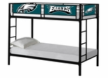 NFL Philadelphia Eagles Bunk Bed - Imperial International - 901614