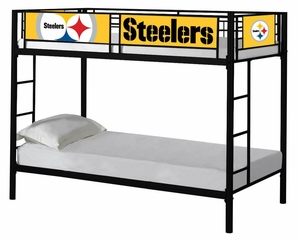 NFL Pittsburgh Steelers Bunk Bed - Imperial International - 901629