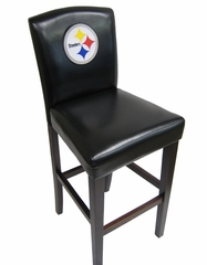 NFL Pittsburgh Steelers Counter Chair (Set of 2) - Imperial International - 101629