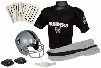 NFL Raiders Uniform Set - Franklin Sports