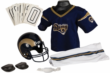 NFL Rams Uniform Set - Franklin Sports