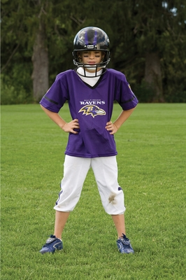 NFL Ravens Uniform Set - Franklin Sports