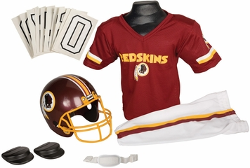 NFL Redskins Uniform Set - Franklin Sports