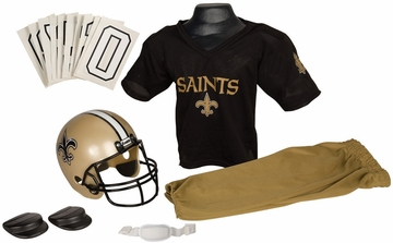 NFL Saints Uniform Set - Franklin Sports