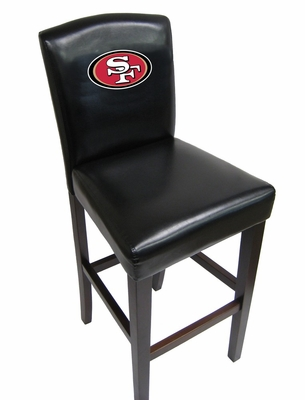NFL San Francisco 49ers Pub Chair (Set of 2) - Imperial International - 102601