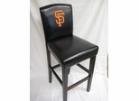 NFL San Francisco Giants Counter Chair (Set of 2) - Imperial International - 101512