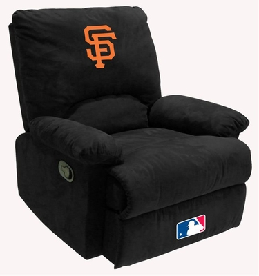 NFL San Francisco Giants Fan Favorite Recliner - Imperial International - 817512
