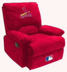 NFL St. Louis Cardinals Fan Favorite Recliner - Imperial International - 817507