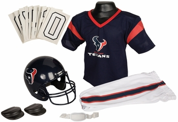 NFL Texans Uniform Set - Franklin Sports