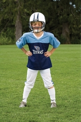 NFL Titans Uniform Set - Franklin Sports