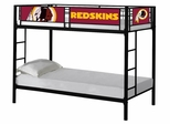 NFL Washington Redskins Bunk Bed - Imperial International - 901626