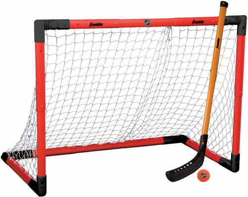 NHL Adjustable Hockey Goal Set - Franklin Sports