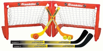 NHL Indoor Sport 2 in 1 Set - Franklin Sports