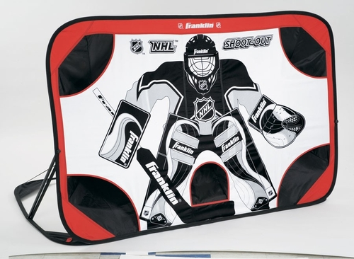 NHL Shoot-Out Pop-Up Target - Franklin Sports