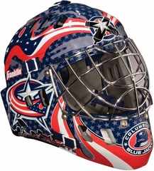 NHL Team SX Comp 100 Goalie Face Mask Jackets - Franklin Sports