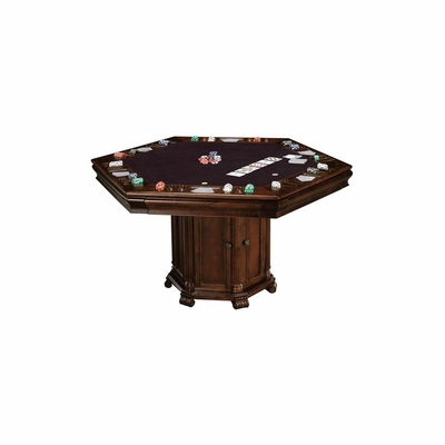 Niagara Hexagon Game and Pub Table - Howard Miller
