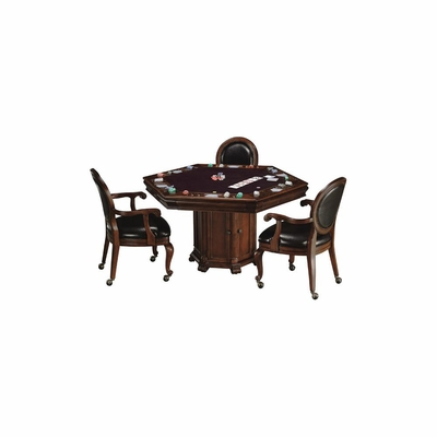 Niagara Ty Pennington Game Table and Chairs Set - Howard Miller