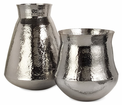 Nickel-Plated Vessels (Set of 2) - IMAX - 60015-2