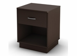 Night Stand in Chocolate - Logik - South Shore Furniture - 3359062