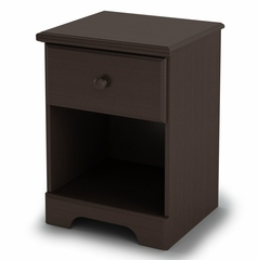 Night Stand in Chocolate - Summer Breeze - South Shore Furniture - 3219062
