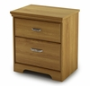 Night Stand in Golden Oak - Versa - South Shore Furniture - 3181060