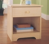 Night Stand in Maple - My Space, My Place - New Visions by Lane - 728-812