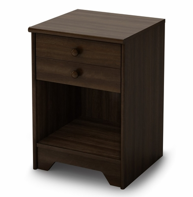 Night Stand in Moka - Popular - South Shore Furniture - 2779062